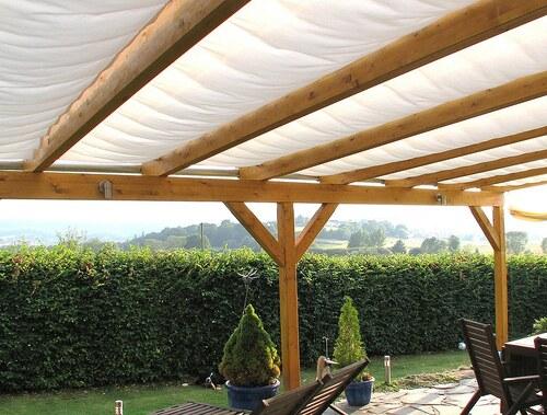 Sonnensegel »310 x 300 cm mit 3 Feldern«