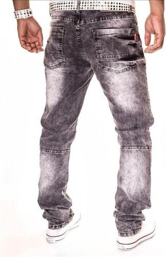 KC-1981 kalhoty pánské jeans 3126 - Glami.cz 56ef4bcd36