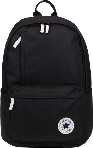 Černý batoh Converse Poly Original Backpack - Glami.cz a66d517230