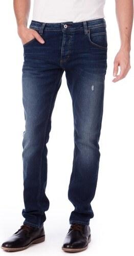 2a4c51767f1d Mustang pánské jeansy Michigan 38 34 modrá - Glami.cz