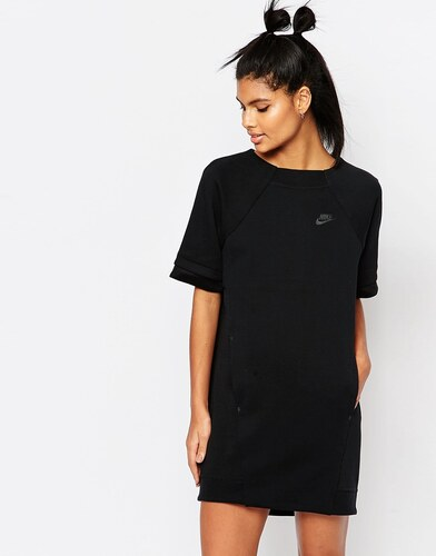 tee shirt nike noir
