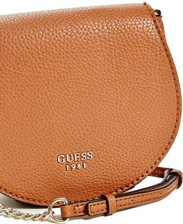 Guess kabelka Cate Saddle Cross-Body - Glami.cz 5fff9c93f00