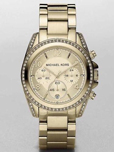 d632ea35ed2 Michael Kors Dámské hodinky MK 5166 - Glami.cz