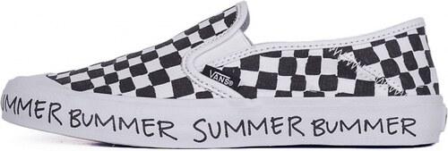 Slip-on Vans Summer Bummer SLIP-ON SF (Summer Bummer) checkerboard ... 13b46ef3cb2