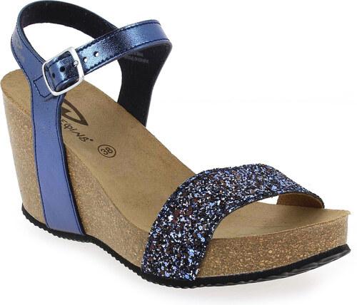 Chaussure Chaussure QUEEN Femme Reqins Femme Reqins Bleu Chaussure QUEEN Reqins Bleu rwrZ8atq