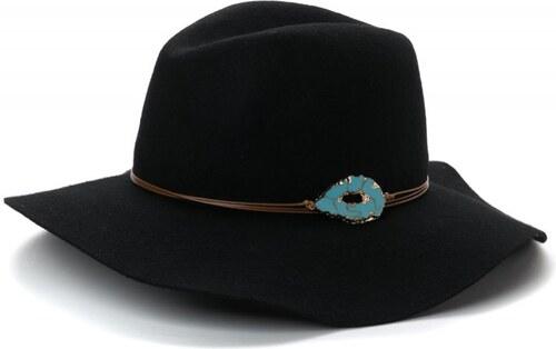 6766e79111e s.Oliver dámský černý klobouk - Glami.cz