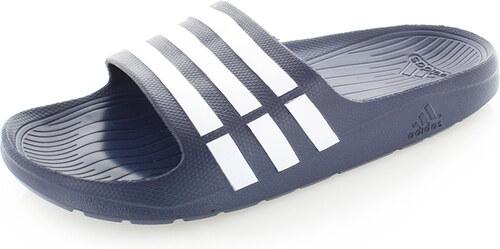 4cda9eba5cc adidas PERFORMANCE Pánské tmavě-modré pantofle ADIDAS Duramo Slide ...