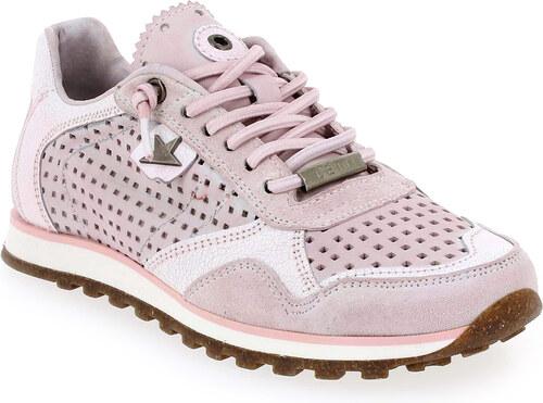 Chaussures Cetti grises Casual femme  Noir/Jaune XeT5Mop