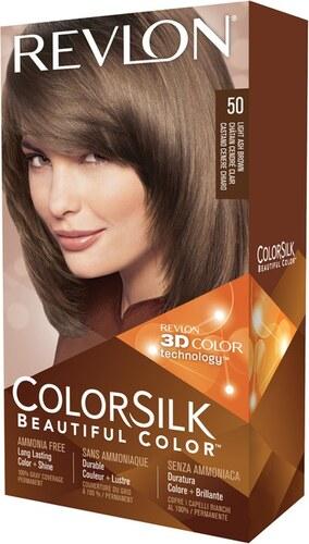 revlon coloration n 50 light ash brown - Revlon Coloration