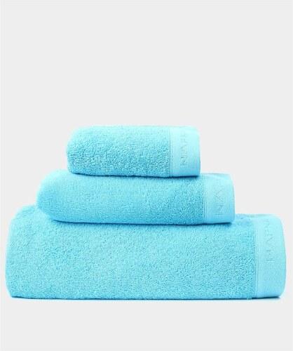 Naf Naf Casual - Set de 3 serviettes - turquoise - Glami.fr