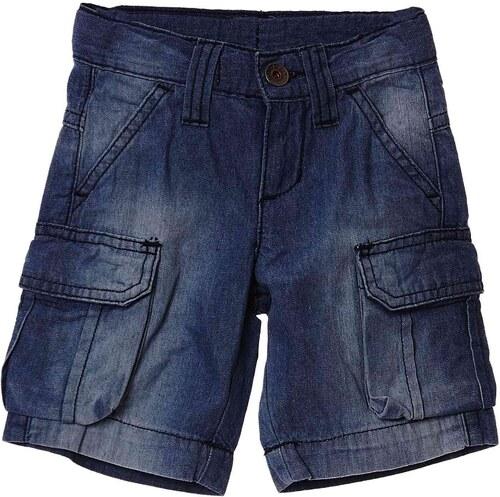 0 1 2 Bermudas - jeansblau