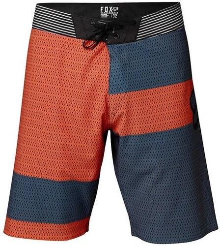 Pánské koupací šortky Fox Meshed up boardshort Flo orange 30 - Glami.cz 47b9faa970