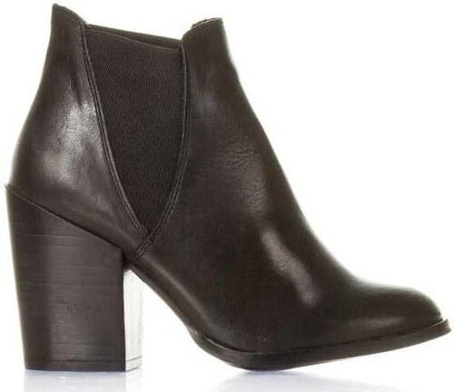 178027, Bottes Classiques Femme - Noir - Noir (Preto 01), 37 EUBuffalo
