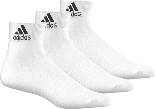 adidas PERFORMANCE Dámské bílé kotníkové ponožky ADIDAS Per Ankle ... 973aa2595b