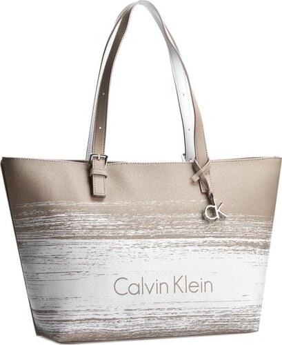 Kabelka CALVIN KLEIN JEANS - Melissa Brushed Large Tote K60K601534 ... d2e63b78254
