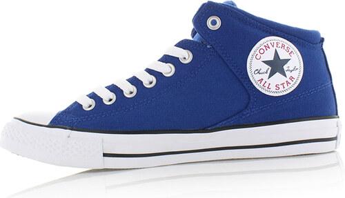 8a5dccec0bb Converse Pánské modré vysoké tenisky Chuck Taylor High Street HI ...