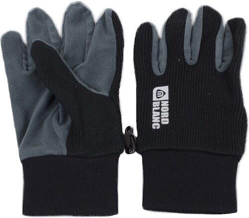 f4911d7a360 Dámské pletené rukavice NORDBLANC COMET NBWG4725 ČERNÁ - Glami.cz