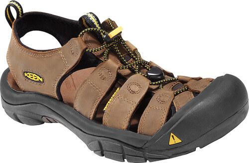 Pánská outdoorová obuv KEEN NEWPORT M BISON velikost  48 ( 14 ... c9acbbf923