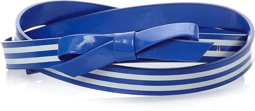 0 1 2 Ceinture fine - bleu classique