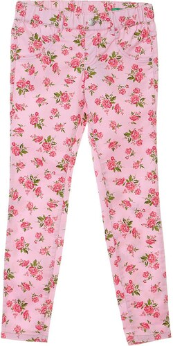 Benetton Pantalon - rose clair