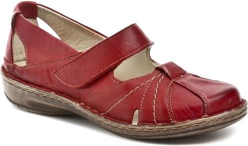 41d34bb29cd STELLA letní boty dámské Wawel S1705 EUR 38 - Glami.cz