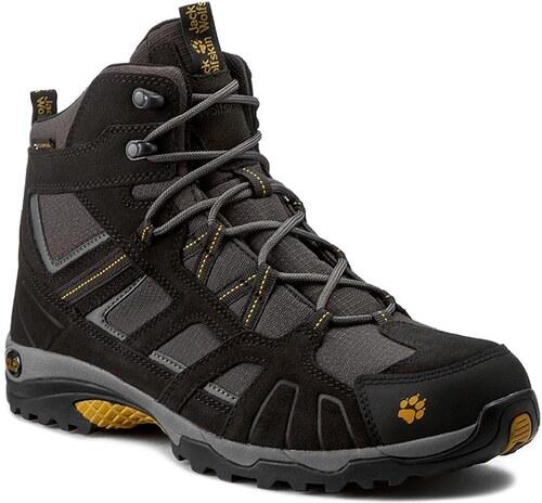 Bakancs JACK WOLFSKIN - Vojo Hike Mid Texapore Men 4011361 Burly Yellow 29f655c4e5