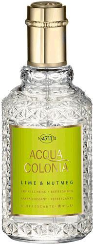 4711 Lime & Nutmeg Eau de Cologne (EdC) 50 ml