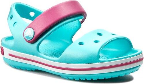 Sandále CROCS - Crocband Sandal Kids 12856 Pool Candy Pink - Glami.sk 02d10499bda
