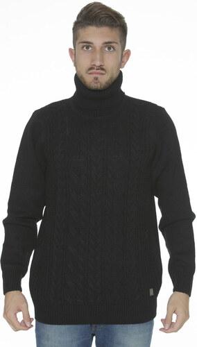 Pánský svetr Primo Emporio - Černá   2XL - Glami.cz 8bc97d78dc