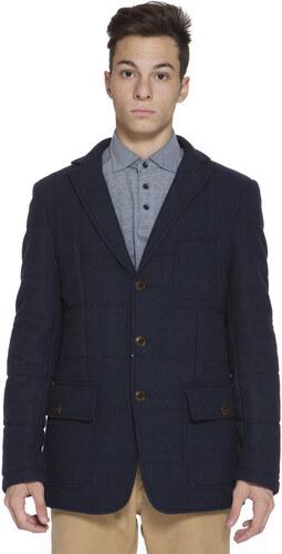 Pánský kabát Gant - Modrá   XL - Glami.cz 20ab34d9094