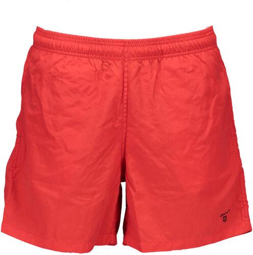 Pánské šortky Gant - Červená   2XL - Glami.cz d9f148929e