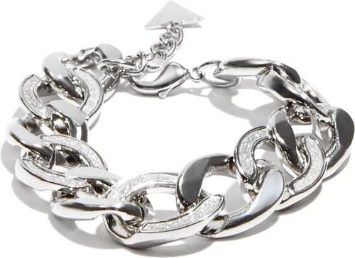 042b02378 Guess náramek silver chain B123672-MTIR - Glami.cz
