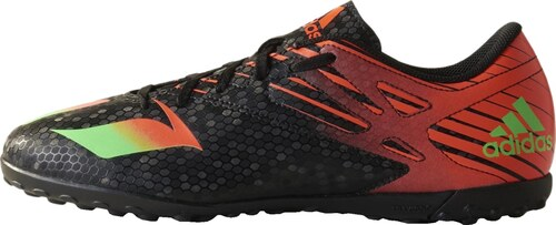 adidas Turfy kopačky Messi 15.4 černá EUR 48 97ab2c8eee