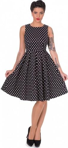 07a469e1ec1 Dolly and Dotty retro šaty Lola s puntíky