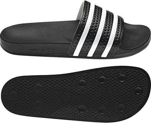 adidas Adilette čierna 46 - Glami.sk d03193bd249