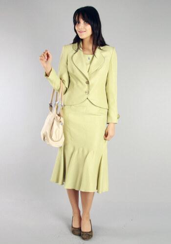 17d8d3c5321 Artex Elegantní společenský kostým s dlouhou sukni