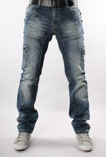 M. SARA kalhoty pánské 8035 kapsáče jeans džíny - Glami.cz 3eb3a07b56
