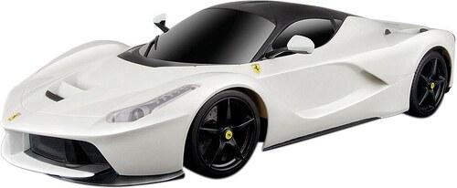 Bburago® Modellauto im Maßstab 1:18, lenkbar weiß, »LaFerrari«