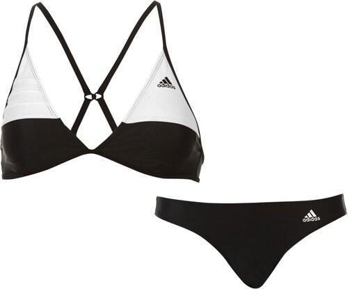 15918125675 Plavky adidas Essentials dám. černá bílá S - Glami.cz