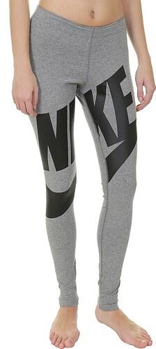 f82c62fcf3c2 legíny Nike Leg A See Exploded - 091 Carbon Heather Black L - Glami.cz