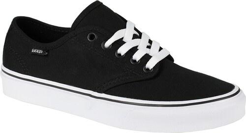 boty Vans Camden Stripe - Canvas Black White - Glami.cz 27aa5e108f7