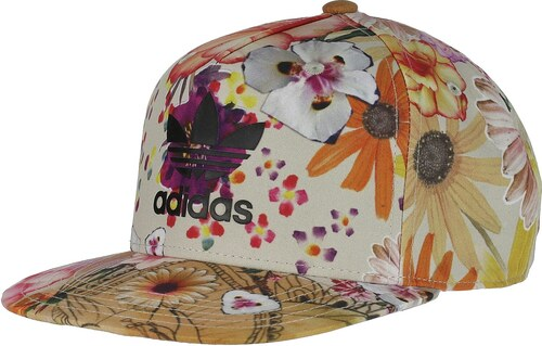 fb2c0c1d615 kšiltovka adidas Originals Farm Confete Snapback - Multicolor Black ...