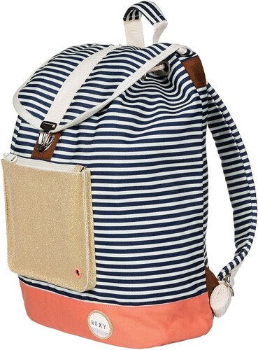 batoh Roxy Sea Sound - WCD6 Navy Stripes Combo Sand Piper 17 L ... 2955944cb0