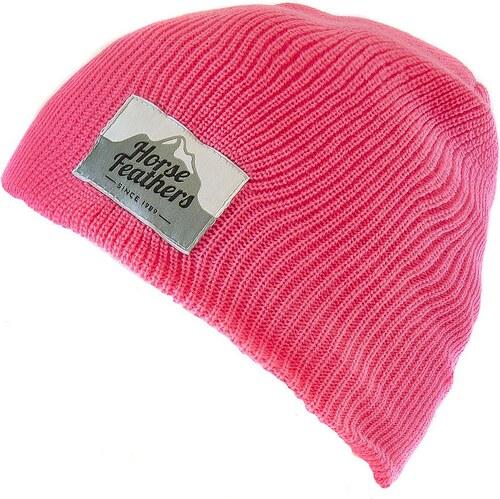 čepice Horsefeathers Mona - Pink - Glami.cz aef331cf48