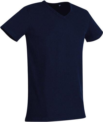 c529157eccfd Stedman Pánske tričko Ben s výstrihom do V - Glami.sk