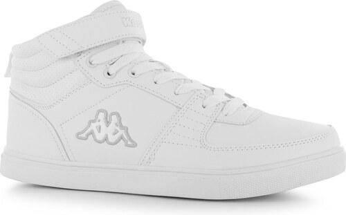boty Kappa Aria Mid Top pánské White - Glami.cz 3b186f09d41