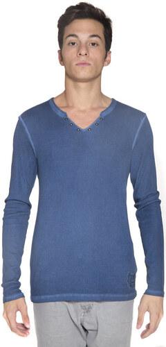 Guess Trička s dlouhými rukávy Pánské tričko Guess - Glami.cz 5f6f859253