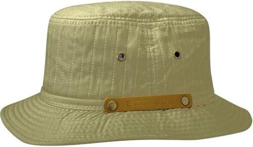 3bfcf7621bc Stetson Mason - bavlněný outdoorový klobouk - Glami.cz