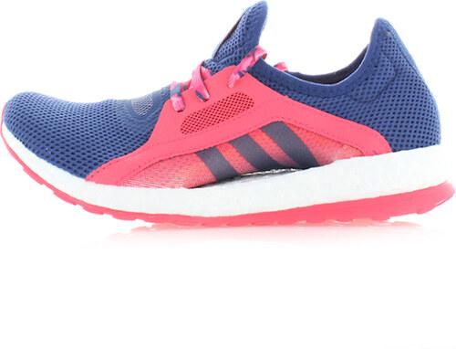 e00f18652064 adidas PERFORMANCE Dámske fialovo-ružové tenisky ADIDAS Pure Boost X ...
