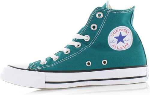 2766e439daa Converse Dámské tmavě zelené vysoké tenisky Chuck Taylor All Star ...